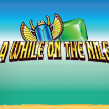 A While on the Nile Banner