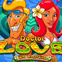 Doctor Love on Vacation Banner