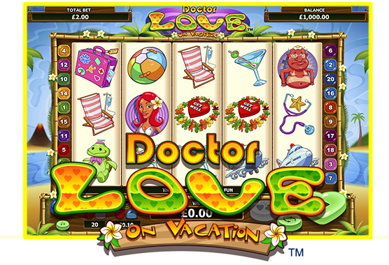 Doctor Love on Vacation Game