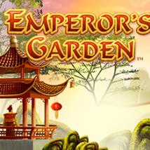 Emperor's Garden Banner