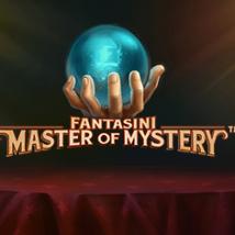 Fantasini Master of Mystery Banner