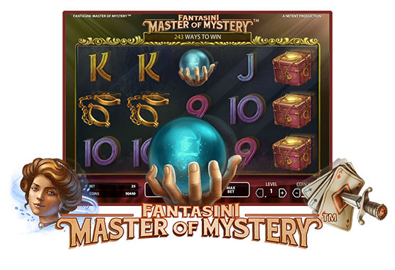 Fantasini Master of Mystery Game