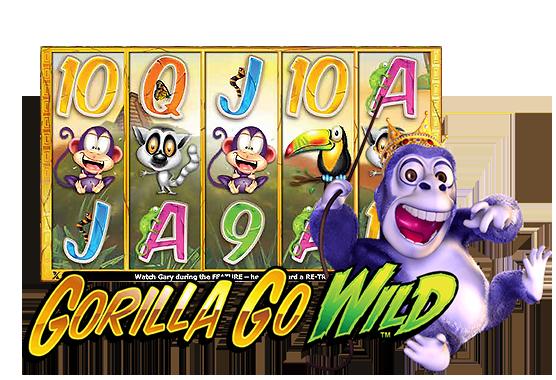 Gorilla Go Wild Game