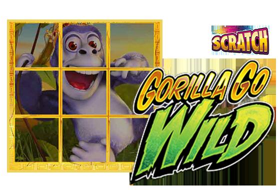 Gorilla Go Wild Scratch
