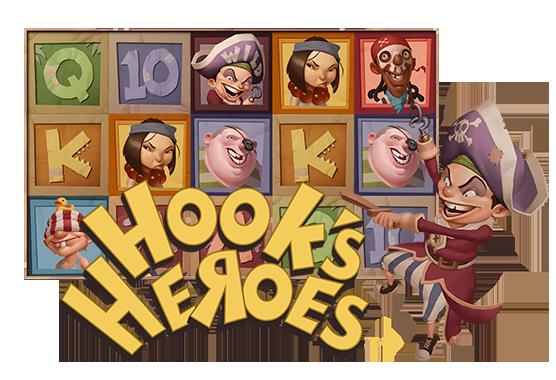 Hook's Heroes Game