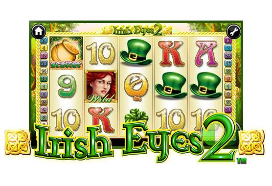 Irish Eyes 2 Game
