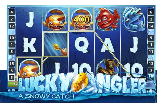 Lucky Angler Game