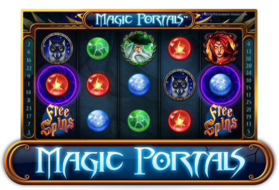 Magic Portals Game