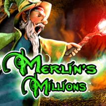 Merlin's Millions Banner