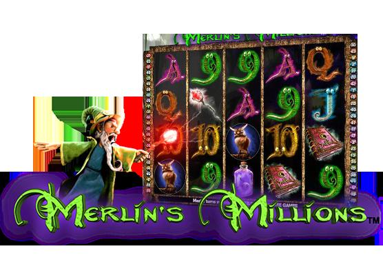 Merlin's Millions Game