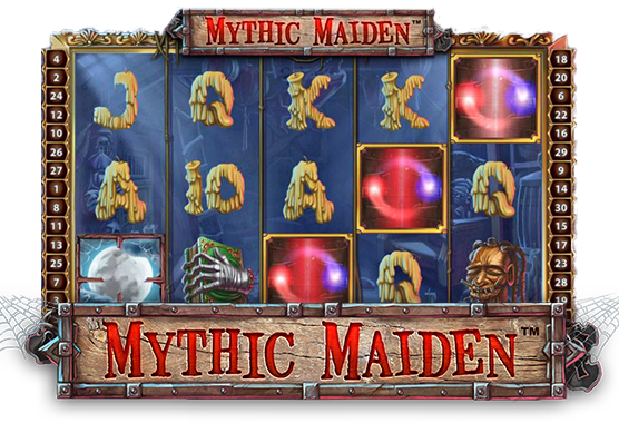 Mythic Maiden Game