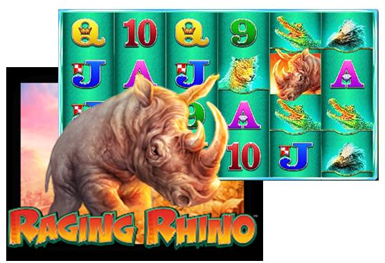 Raging Rhino Game