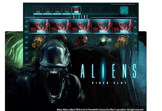 Aliens Game