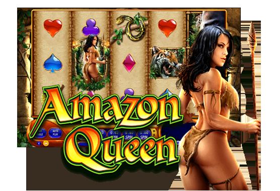 Amazon Queen Game