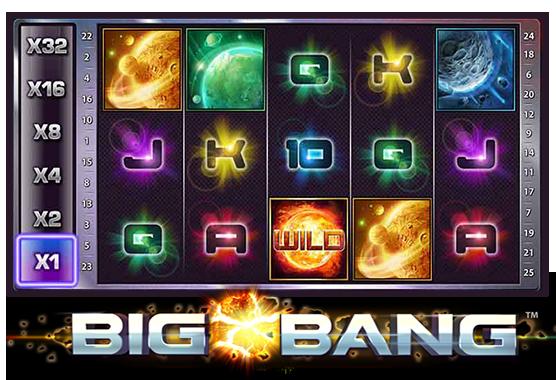 Big Bang Game