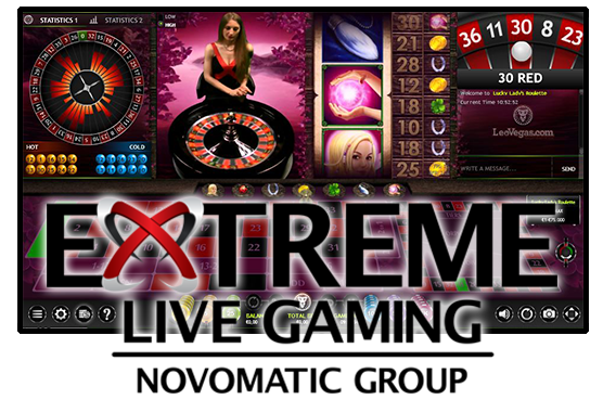 Extreme Live Gaming Game