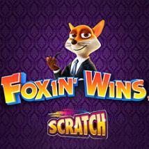 Foxin Wins Scratch Banner