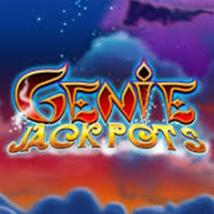 Genie Jackpots Banner
