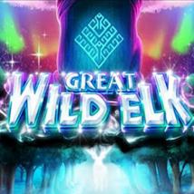 Great Wild Elk Banner