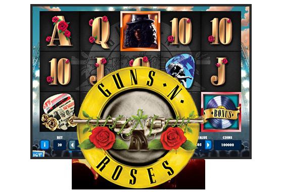 Guns n Roses Game