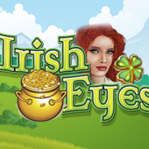 Irish Eyes Banner