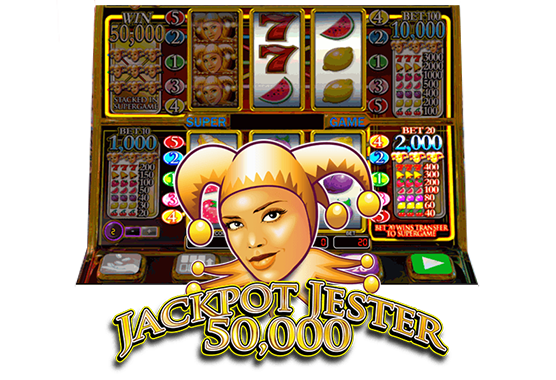 Jackpot Jester Game