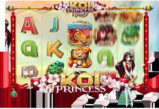 Koi Princess Game