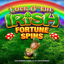 Luck of the Irish: Fortune Spins Logo