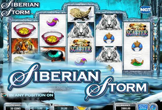 Megajackpots Siberia Game