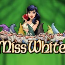 Miss White Banner