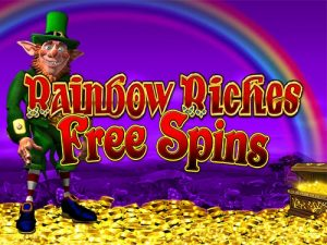 rainbow riches extra spins slot
