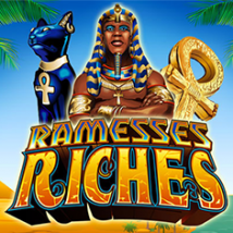 Ramesses Riches Banner