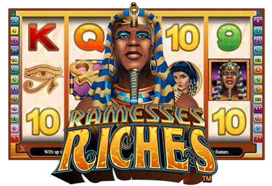 Ramesses Riches Game