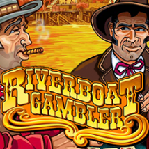 Riverboat Gambler Banner