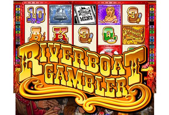 Riverboat Gambler Game