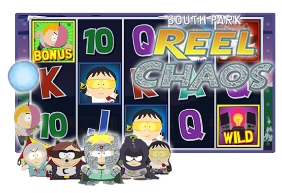 South Park: Reel Chaos Game