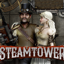Steam Tower Banner