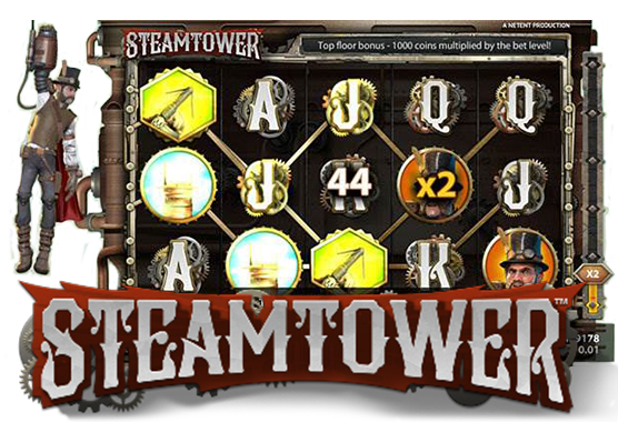 Steam Tower Game