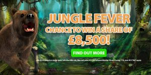 Jungle Fever GoWin promotion