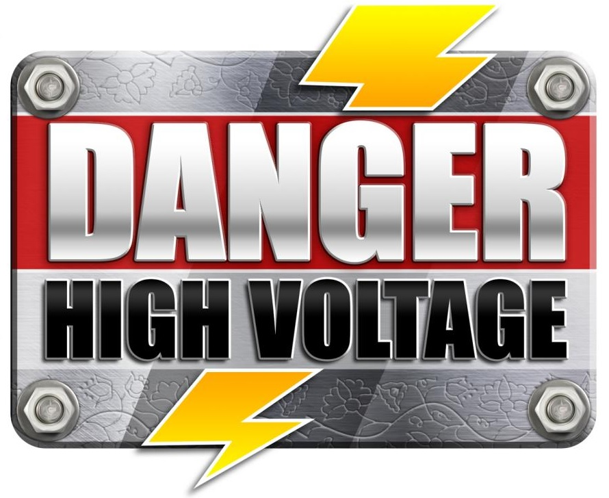 Danger High Voltage Feature Image