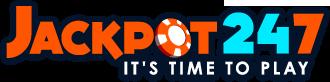 Jackpot 247 Logo Linear