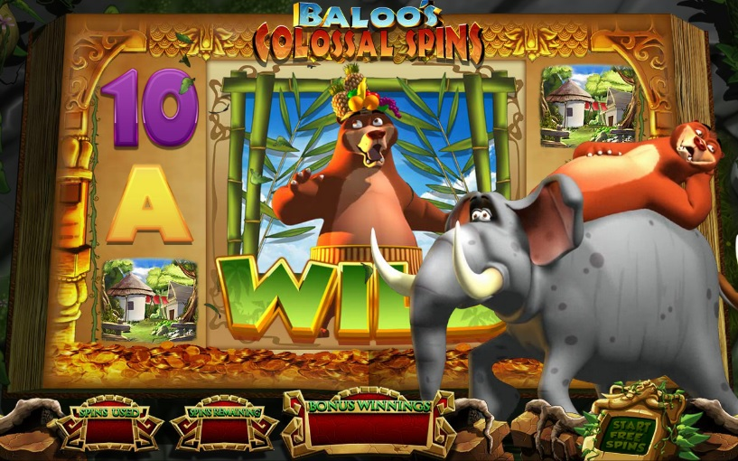 Jungle Jackpots Hathi's Wilds