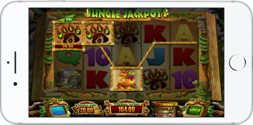 Jungle Jackpots Wild Win