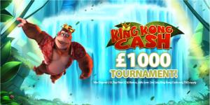 King Kong Cash Tournament GoWin Promotions