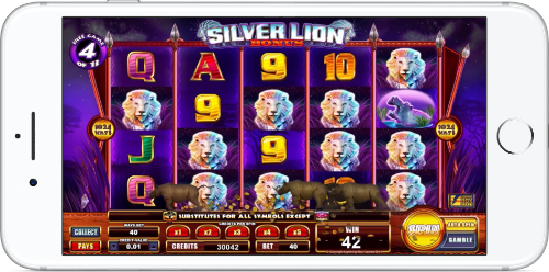 Silver Lion Graphics