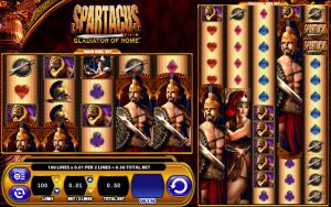 Spartacus gladiator of rome warfare slot