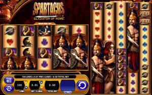 Spartacus gladiator of rome warfare slot
