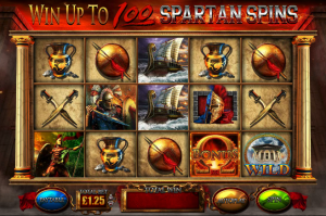 Warfare slot fortunes of sparta