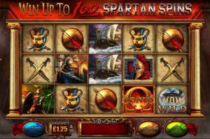 Warfare slot fortunes of sparta