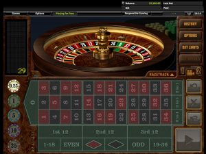 European Roulette by Realistic Games